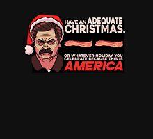 A Ron Swanson Christmas V.2 Unisex T-Shirt
