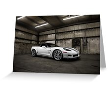 2013 Chevrolet Corvette ZR1 Greeting Card