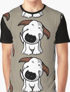 Really? Bull Terrier Graphic T-Shirt