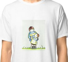 Choosing to Love : Father and Child Classic T-Shirt