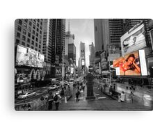 Advertising Space  Canvas Print