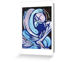 'Swallow' Greeting Card
