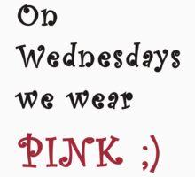 ON WEDNESDAYS WE WEAR PINK;)  by avatarem