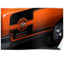 1970 Dodge Superbee 440 Six Pack Poster
