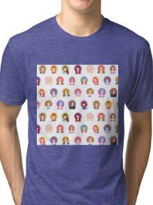HW Pattern Tri-blend T-Shirt
