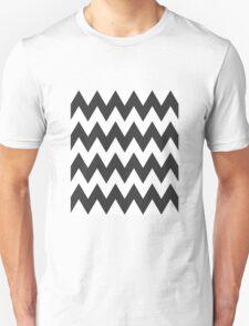Black + White Chevron T-Shirt