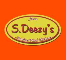 S. Deezy's Logo (TM) Kids Clothes
