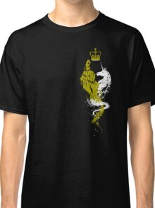 The Lion and the Unicorn Classic T-Shirt