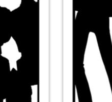 Persona 4 Kanji Sticker
