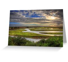 Nature Reserve Greeting Card