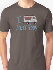I Love Street Food Unisex T-Shirt