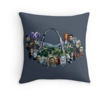 Defiance Legacy Throw Pillow
