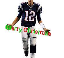 Tom Brady Christmas by kaylam617