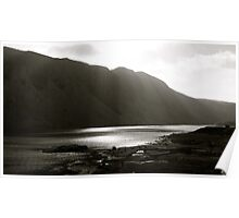 Wast Water Screes Poster