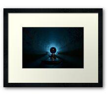 Undertaker Framed Print