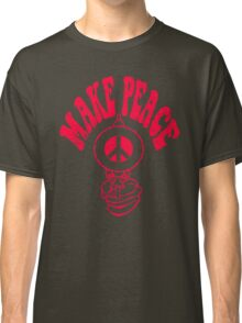 Make Peace Logo Classic T-Shirt