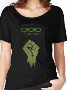 BioShock - A man Chooses Women's Relaxed Fit T-Shirt
