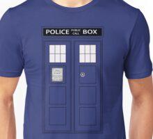 TARDIS - Police public call box 2 Unisex T-Shirt