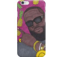 Rick Ro$$ iPhone Case/Skin