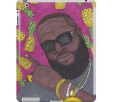 Rick Ro$$ iPad Case/Skin