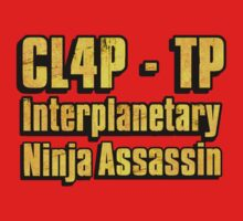 CL4P-TP - Interplanetary Ninja Assassin by ScottW93