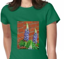 Blue Lupins Womens Fitted T-Shirt