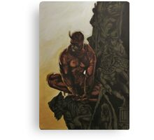 Daredevil. Commission Canvas Print