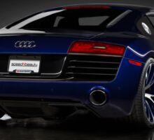 Audi R8 V10 Sticker