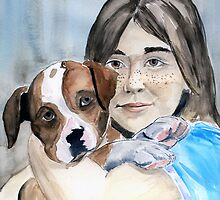 Puppy and Me by Anne Thigpen
