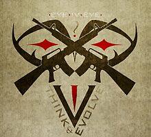 EYE-IV-EYE by Blasphemy