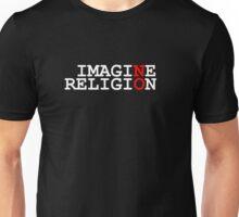Imagine no religion Unisex T-Shirt