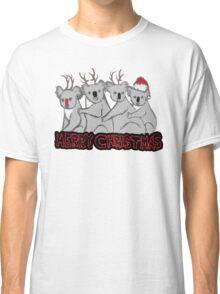 koala kristmas  Classic T-Shirt