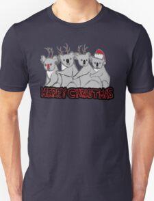 koala kristmas  Unisex T-Shirt
