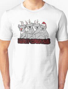koala kristmas by sk T-Shirt