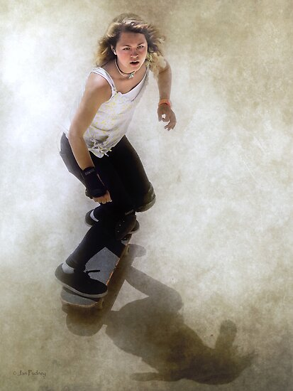 Skate 2 by Jan Pudney