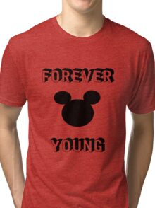 Forever Young Tri-blend T-Shirt