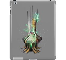 Tardis -A pseudominimalist revisit iPad Case/Skin
