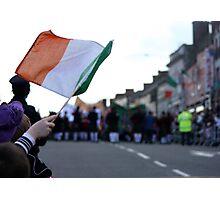 St Patricks day Ireland Photographic Print
