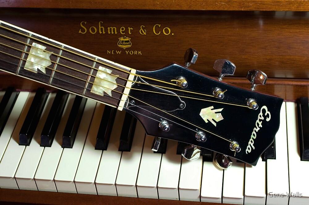 Beautiful Music Together... Keys & Strings by Gene Walls