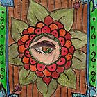 Clotilda Jamcracker's all seeing eye by Clotilda Jamcracker