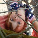 Little Girl Portrait by mabelbarc