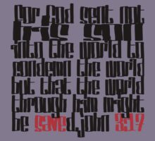 john 3:17 by save-1