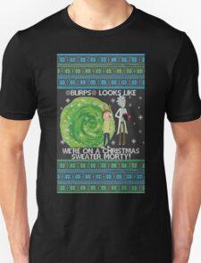 Merry Rickmas! T-Shirt