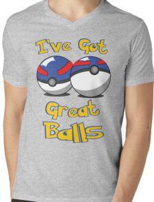 I've Got Great Balls Mens V-Neck T-Shirt
