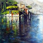 Lago Como (Italy) by Ivana Pinaffo
