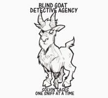 BLIND GOAT DETECTIVE AGENCY by randykintz