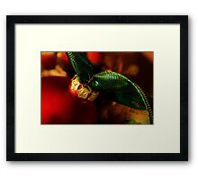 Christmas Warmth Framed Print