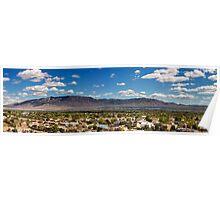 Albuquerque Panoramic Poster
