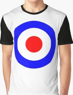 Tank Girl (Booga's Bullseye) Graphic T-Shirt
