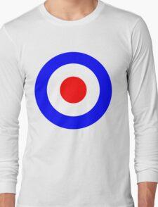 Tank Girl (Booga's Bullseye) Long Sleeve T-Shirt